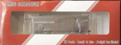 Red Caboose 46/47 Northwestern Pacific NWP Box Car 39010 NEW IN BOX S-40-5