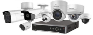 Home Security Cameras Installation l CCTV system