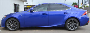 2014 Lexus IS 250 AWD F-Sport Premium Package Sedan