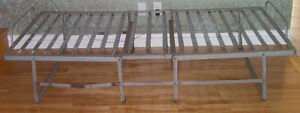 Cot bed (frame only)