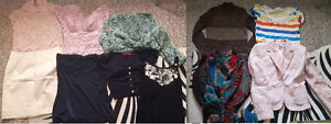 small size clothes (some fit medium) all for 10 dollars