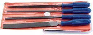 Draper-4pce-Warding-Hand-Metal-File-Tool-Set-Handles-Metalworking-100mm-14184