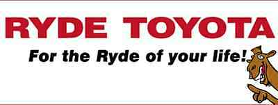 Ryde Toyota Parts