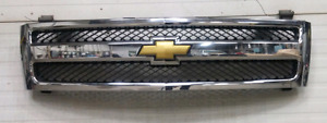 Chevy bumper grill.