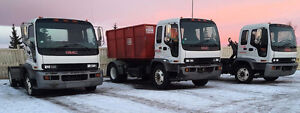 Roll off garbage bins for waste disposal. 12, 20, 30 cubic yards Calgary Alberta image 2
