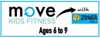 Kids Move (Ages 6 to 9)