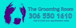 The Grooming Room - Small and LARGE Breed Dog Grooming
