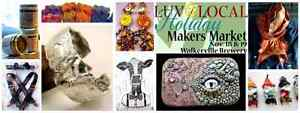 LUV LOCAL Holiday Makers' Market Windsor Region Ontario image 2
