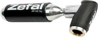 Zefal EZ Push Co2 Mini Cartridge Bicycle Tire Inflator Bike Pump For Presta And