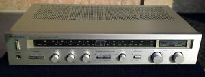 Technics SA-103 40W Stereo Amplifier/Receiver
