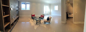 Brand New North York above-ground-basement for rent!