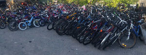 100 Bikes for Wholesale