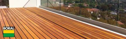 Tallowwood Decking Boral 86 x 19mm  Standard & Better Grade