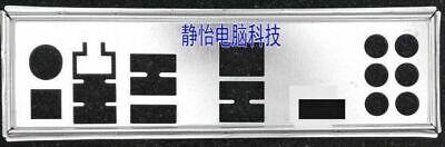 1pc ATX Blende Dell I/O IO shield Dell Alienware Aurora R3 P67