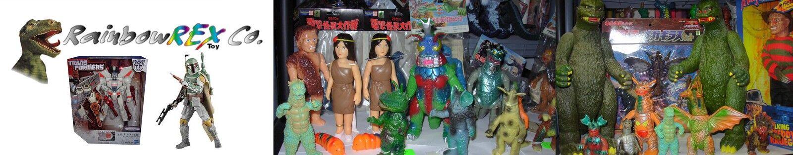 RainbowREX Toys