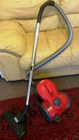VAX vacuum cleaner in very good condition for sale