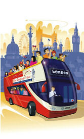 Tour Guide/Host - Central London, The Original Tour Bus - £378 to £494 Basic P/W