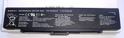 Batterie D'ORIGINE SONY VGN-NR330E VGN-NR360E VGN-NR370
