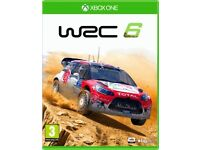 WRC 6 Xbox One - Brand new and sealed