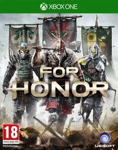 Recherche For Honor Xbox One