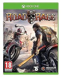Road rage Xbox one game £15 ono