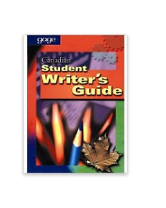Canadian student writer's guide Paperback