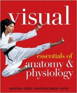 Visual Essentials of Anatomy & Physiology Nursing BOOK st clair Windsor Region Ontario image 1