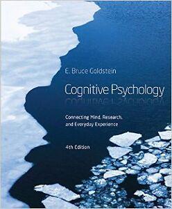 Cognitive Psychology textbook
