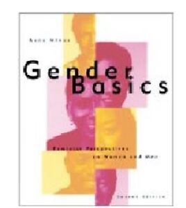 Gender Basics: Feminist Perspectives 2nd Ed by Minas paperback