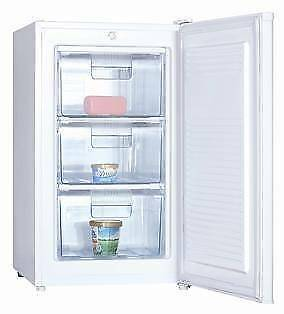 Practically new upright freezer