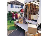 HIRE VAN NATIONWIDE HOUSE REMOVALS CHEAP MAN AND MOVERS MAN WITH VAN MOVING VAN SERVICE 24/7