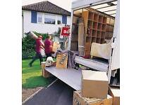 NATIONWIDE HOUSE REMOVALS MOVING VAN SERVICE CHEAP MAN AND MOVERS MAN WITH VAN HIRE VAN