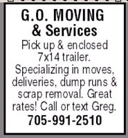 G.O  Moving & Services