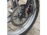 Wanted Honda CG350 front brake disc and caliper