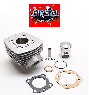 KIT airsal Cylindre 3 Transfert mobylette 51 MBK Passion Evasion Hard Rock