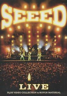 Seeed - Live | DVD | Zustand gut