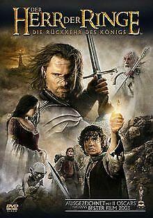Der Herr der Ringe - Die Rückkehr des Königs (2 DVDs) von... | DVD | Zustand gut ()