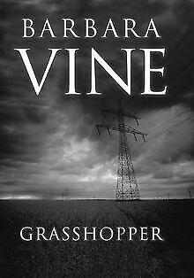 Grasshopper von Barbara Vine   Buch   Zustand gut