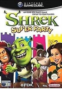 Looking For Shrek Super Party for GameCube