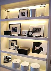 Upgrade your furniture with linear lighting