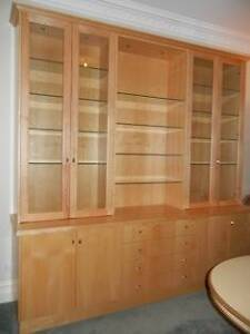 Rock Maple wall unit Point Leo Mornington Peninsula Preview