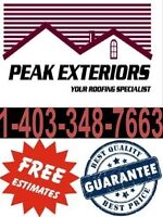 Book your estimate today, before summer hail season comes.