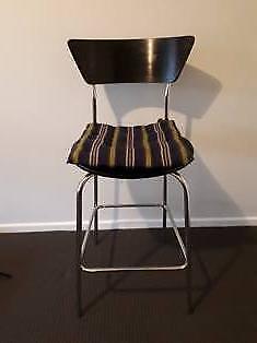 Bar stools x 2 - $30.00 or best offer – Urgent Sale!