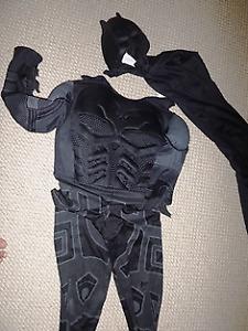 Dark Knight batman halloween costume