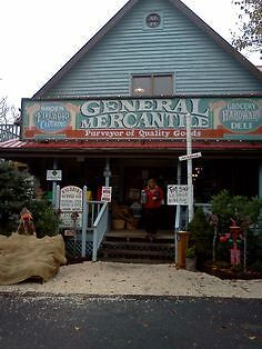 THE GENERAL MERCANTILE