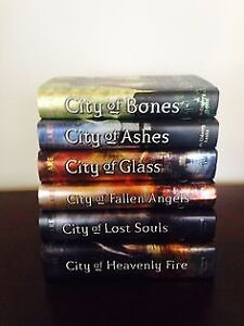 Mortal Instruments – COMPLETE COLLECTION – HARDCOVER – BRAND NEW