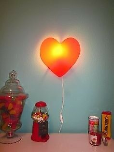 IKEA heart light