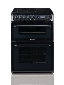Hotpoint electric cooker with 4 year guarantee
