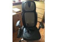 Homedics Shiatsu 2 in 1 Heated Massage Chair