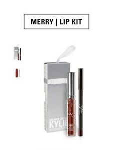 Kylie Jenner Holiday Collection  Individual items